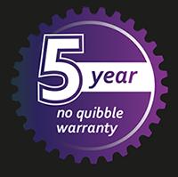 quattro caravan mover 5 year warranty